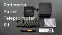 Padcaster Parrot Teleprompter Review
