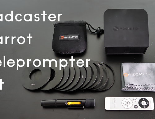Padcaster Parrot Teleprompter Kit Review