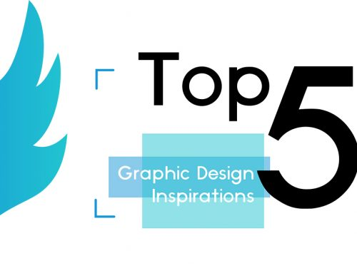 Top 5 Graphic Design Inspirations for 2020
